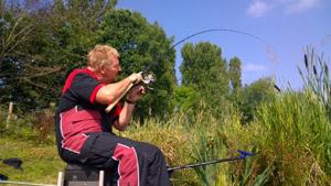 swing tip fishing rod